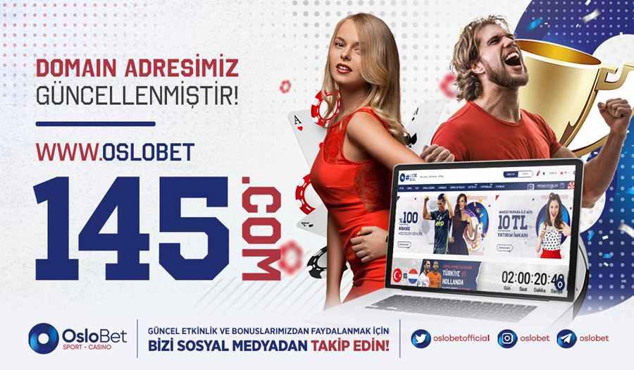 Geçiş Adresi Değişti - OsloBet Yeni Giriş Adresi , OsloBet145.com