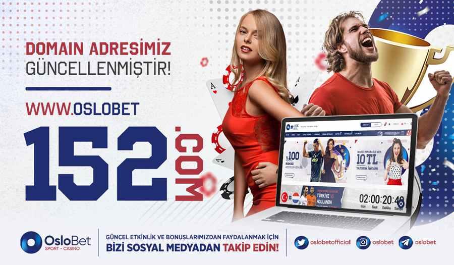 Günün 2. Tibi OsloBet Adresi , Yeni Giriş Adresi , OsloBet152.com